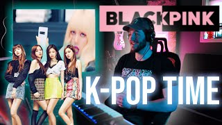 FIRST TIME REACTING TO BLACKPINK - 'Kill This Love' M/V