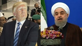 """""""Incoherent Policy"""": U.S. Imposes Sanctions on Iran Even as Trump Admits Iran Following Nuclear Deal"""