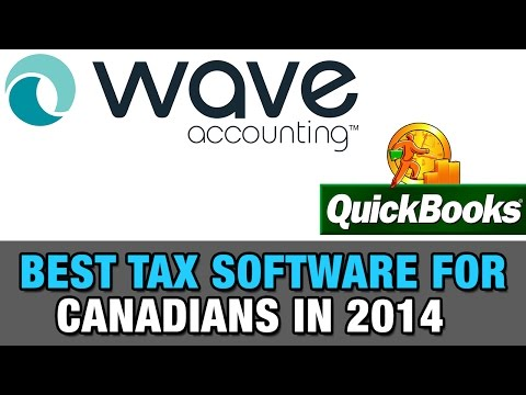 Best Tax Software for Canadians in 2014