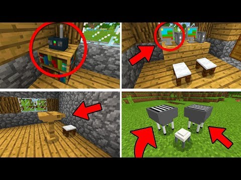 15 SECRET Items You Can Get in Minecraft PE!