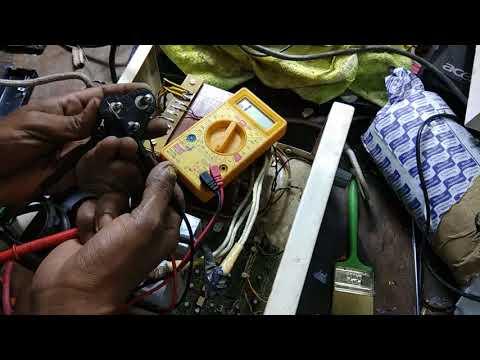 power inverter repair shops #ac reverse problem solved using desi jugad