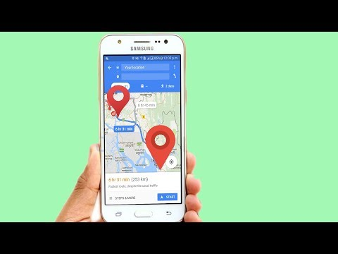 Google Map How to use GPS in Android To Find A Location How To Use GPS Tracker