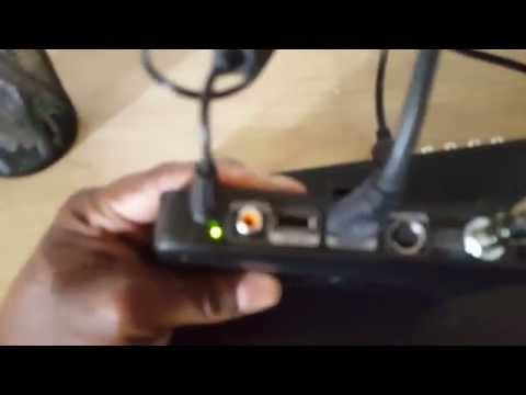 DIRECTV GENIE MINI COMPONENT AV OUT CABLE DEMO REVIEW