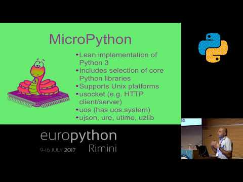 Marwan Al-Sabbagh - Executing scripts in a few milliseconds with MicroPython