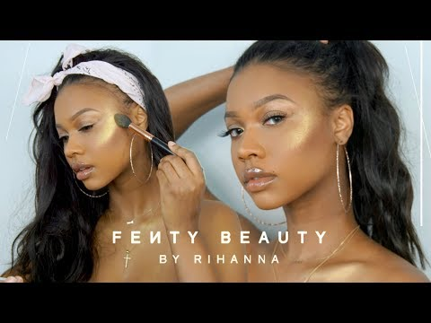 FENTY BEAUTY Honest Review & Tutorial | #SigmaStaples
