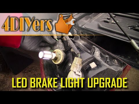 How to Upgrade your Brake Lights to LED