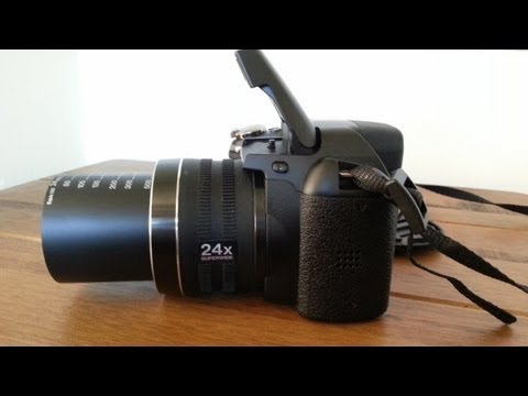 FujiFilm Finepix S4200 Bridge Camera Full Review and camera features