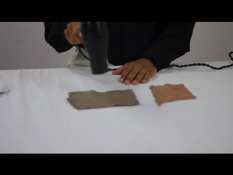 How to Care for Wet Leather : Leather Care
