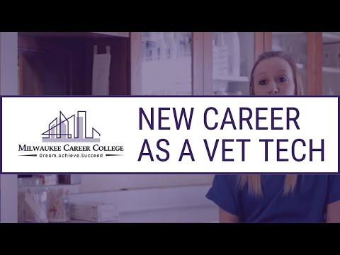 Vet Tech Training Leads to Successful Career