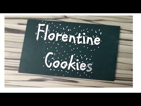 Florentine Cookies | Ailin Bakery House