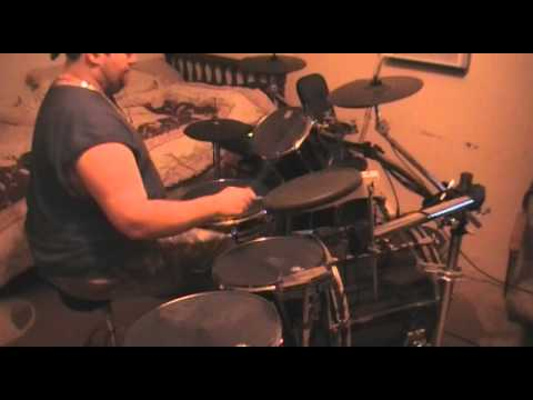 G-Rad: Foo Fighters - Learn To Fly drum cover with Drumless track with Superior Drummer