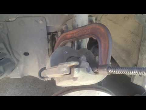 Mazda 3 front brakes 2004 -2013
