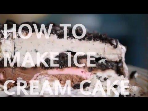 COPYCAT DQ ICE CREAM CAKE RECIPE