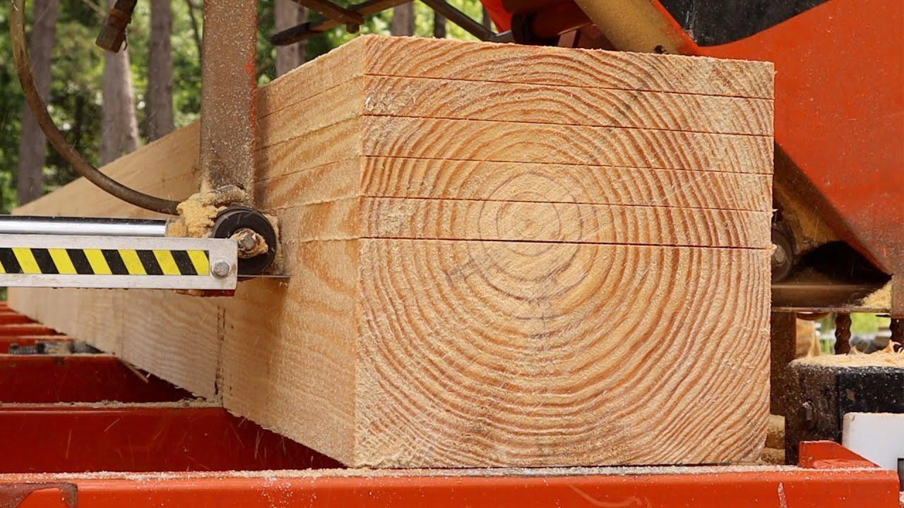 Incredible Homemade Lumber