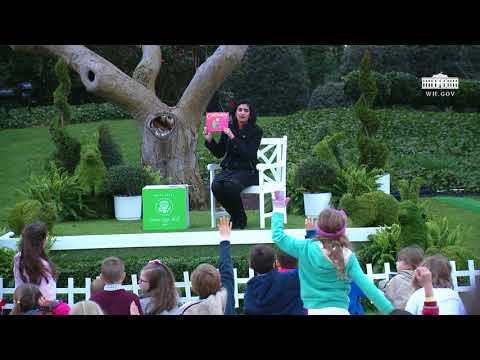 White House Easter Egg Roll: Reading Nook with Administrator Seema Verma