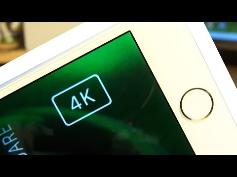 How To Record 4K iPhone 6S