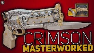 Sunshot Masterworked | Destiny 2 Exotic Catalyst Review
