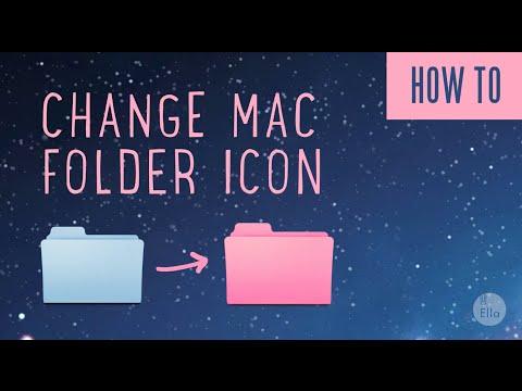 Change Your Mac Folder