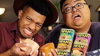 Every Spam Flavor Taste Test!