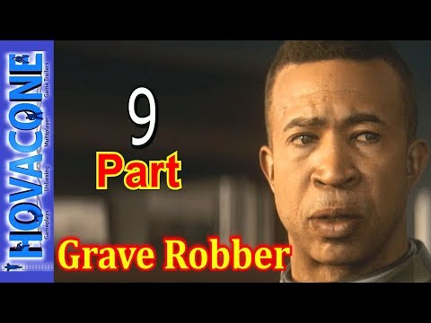 Grave Robber | Call Of Duty Infinite Warfare | Part 9 | Walkthrough Gameplay