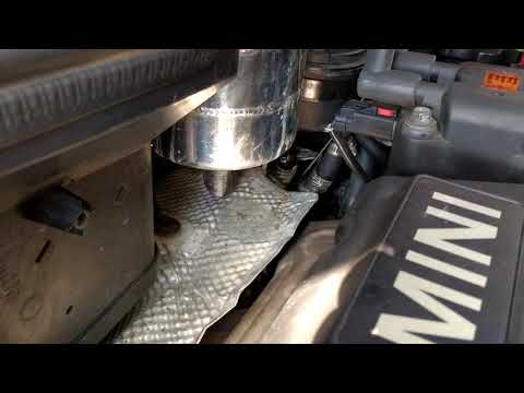 R53 MINI Cooper S - Failing Power Steering Pump
