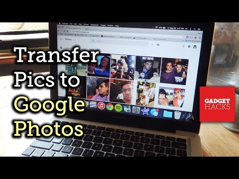 Transfer Pictures to Google Photos from Facebook, Flickr, Instagram, Dropbox, & More [How-To]