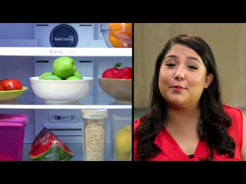 Ili's Samsung Fridge Tips #1 - Keeping Your Fridge Odor-Free