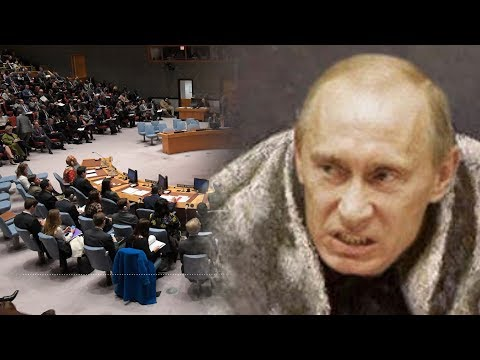 Путин начинает и проигрывает: санкции и двойной удар ООН