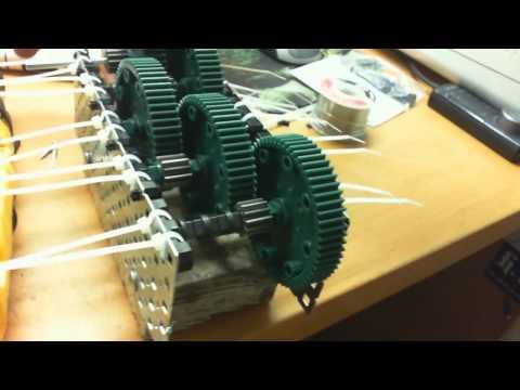 Gear Box - 625:1
