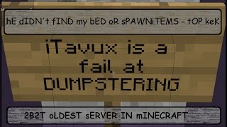 2b2t Oldest Server | EP 9 | Bedbomb base building and lots o