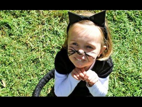 How to make a cute cat costume