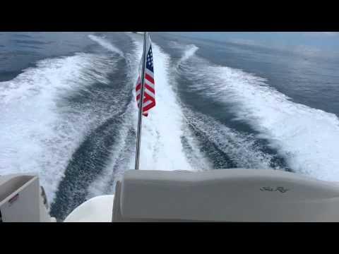 Key west 4-14 sea ray trip