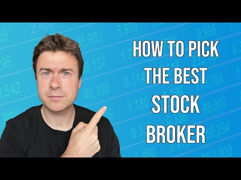 How to select a broker for dividend growth Investing