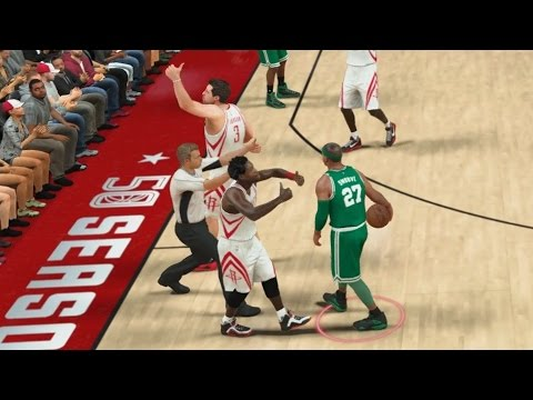 NBA 2K17 - eSports Ruins the Game? Double Team Cheese