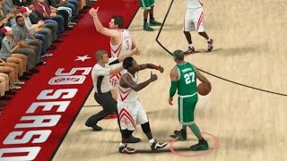 NBA 2K17 - eSports Ruins the Game? Double Team Cheese