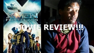 X-MEN: FIRST CLASS REVIEW!!!!