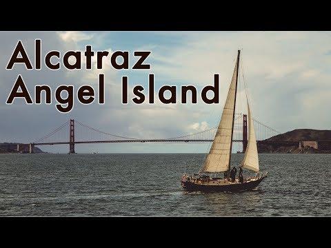 Token Fest side trip to Alcatraz and Angel Island San Francisco