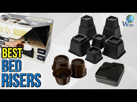 10 Best Bed Risers 2017