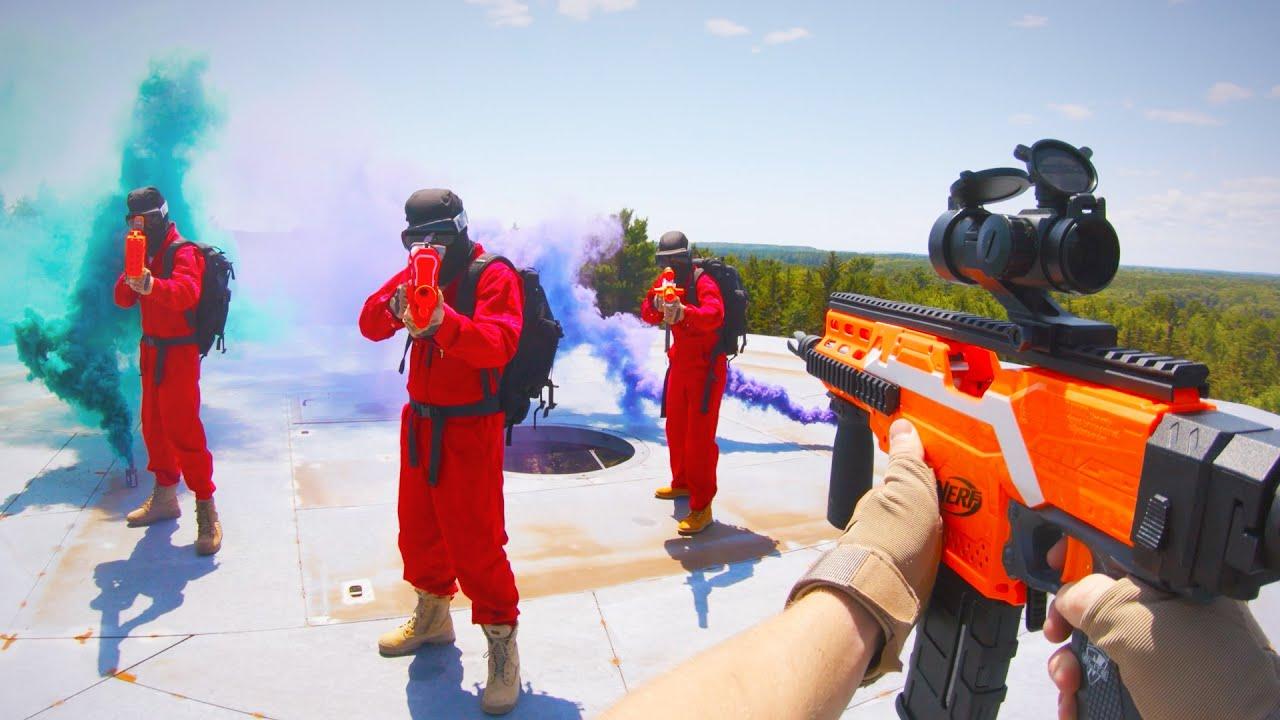 Nerf War: Frag Pro Shooter