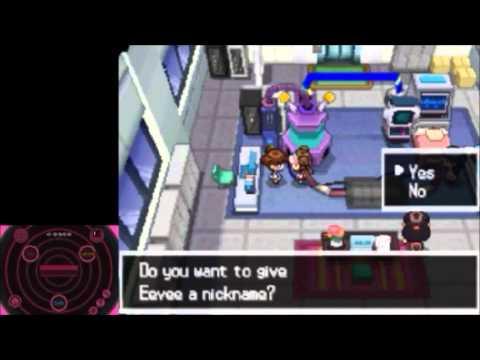 Event Pokemon Eevee - Hidden Ability Anticipation - Pokemon Black 2 & White 2