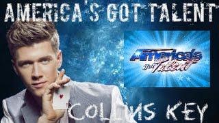 Americas Got Talent Magician Collins Key