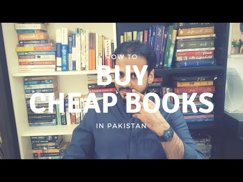 Buy Cheap Books in Pakistan