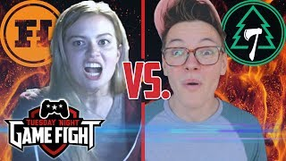 Tuesday Night Game Fight: Funhaus Licks Sugar Pine 7  Ep. 1