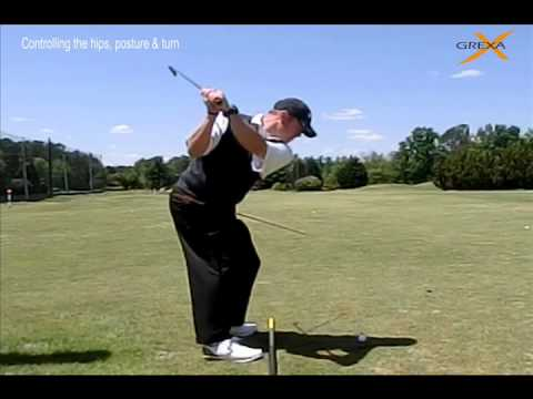 Controlling posture, hips and turn - by Grexa Golf