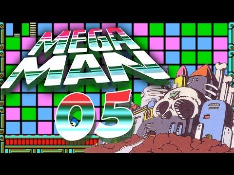 Let's Play Mega Man - Part 5 - Willys Festung
