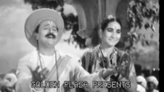 Nijrup Dakhava Ho - Zala Mahar Pandharinath (1970) - Shahu Modak