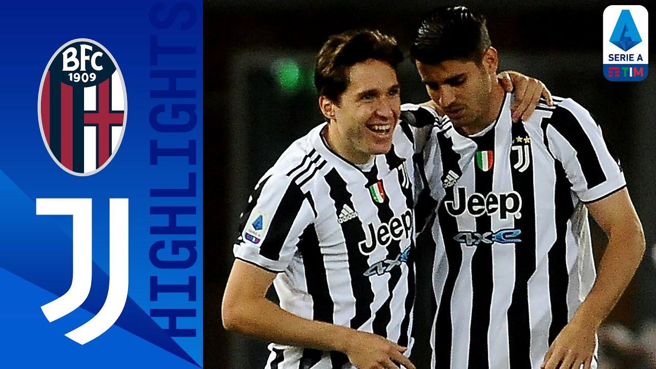 Bologna 1-4 Juventus | Juve qualify for the Champions League! | Serie A TIM