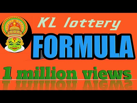 Kerala lottery results and guessing numbers