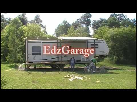 Camper Deck Update 7 5 09