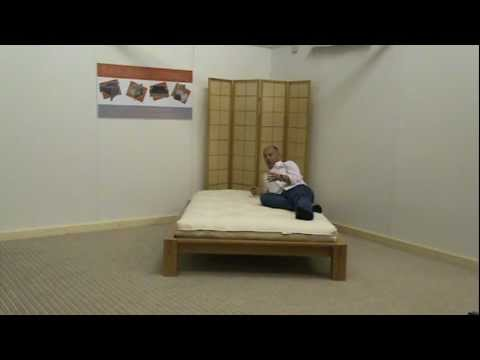Low Level Futon Bed